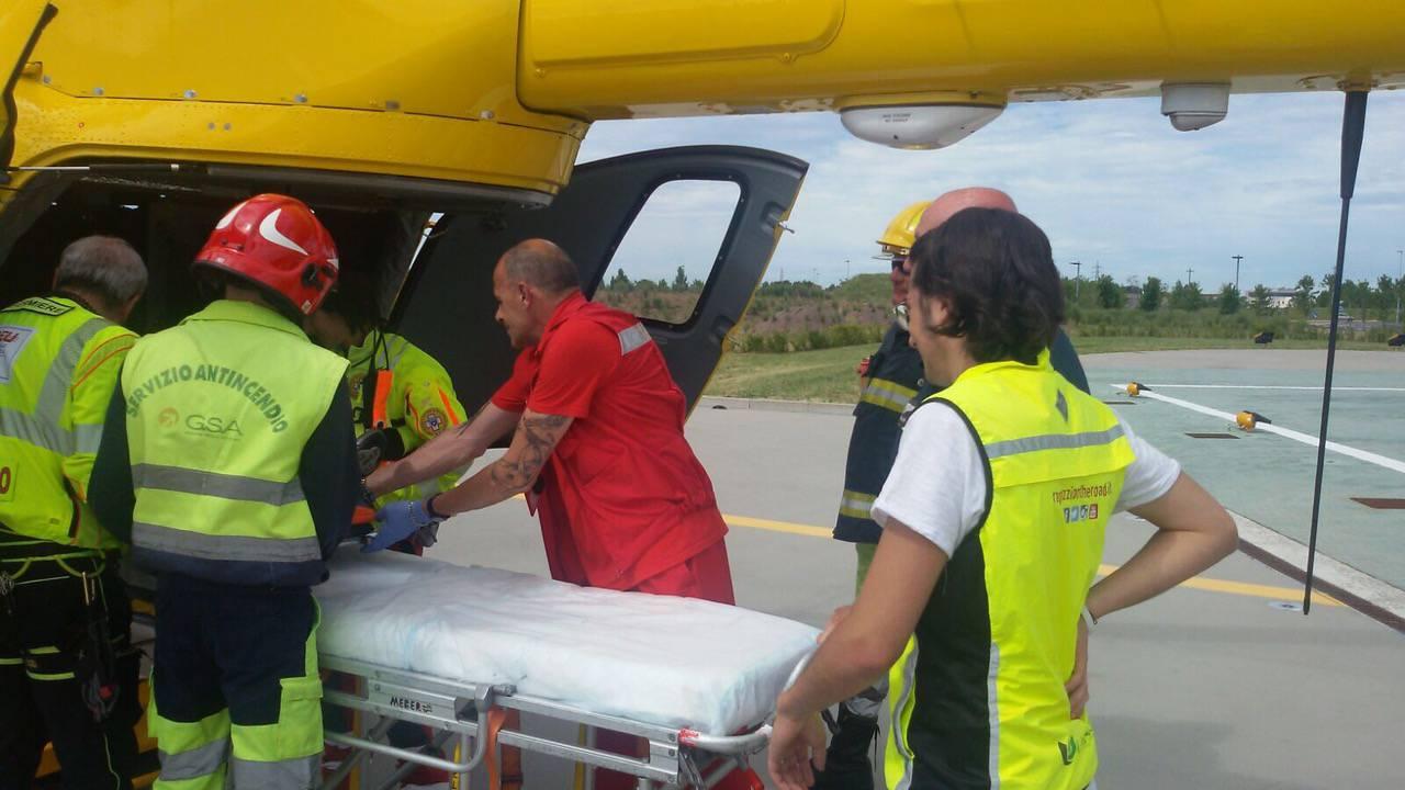 defibrillatore all'università