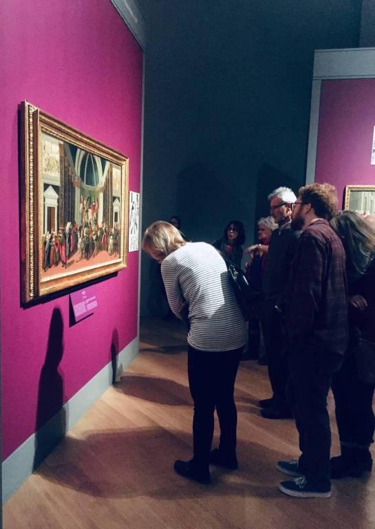 Donizetti, Botticelli e Moroni stregano gli Usa