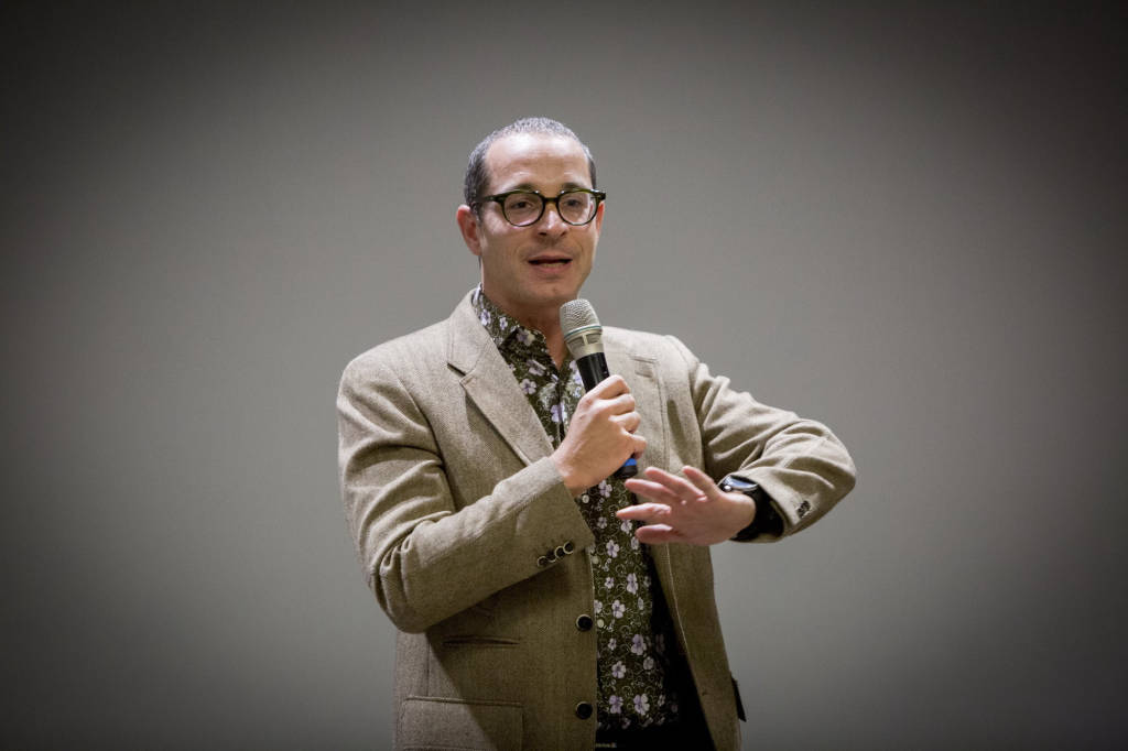 Francesco Micheli (crediti Gianfranco Rota)