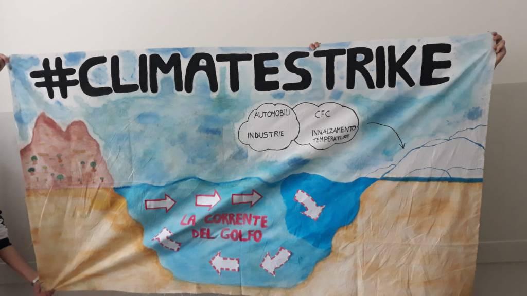 Fridays for the future: la marcia per l'ambiente degli studenti di Alzano e Nembro