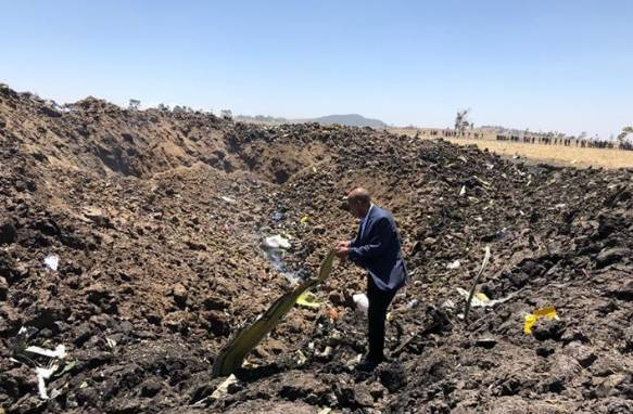 Incidente Ethiopian, presidente onlus Africa Tremila tra vittime