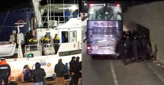 """Gori: """"Salvini rapido contro la nave Mare Jonio, ma il bus degli ultrà atalantini?"""""""