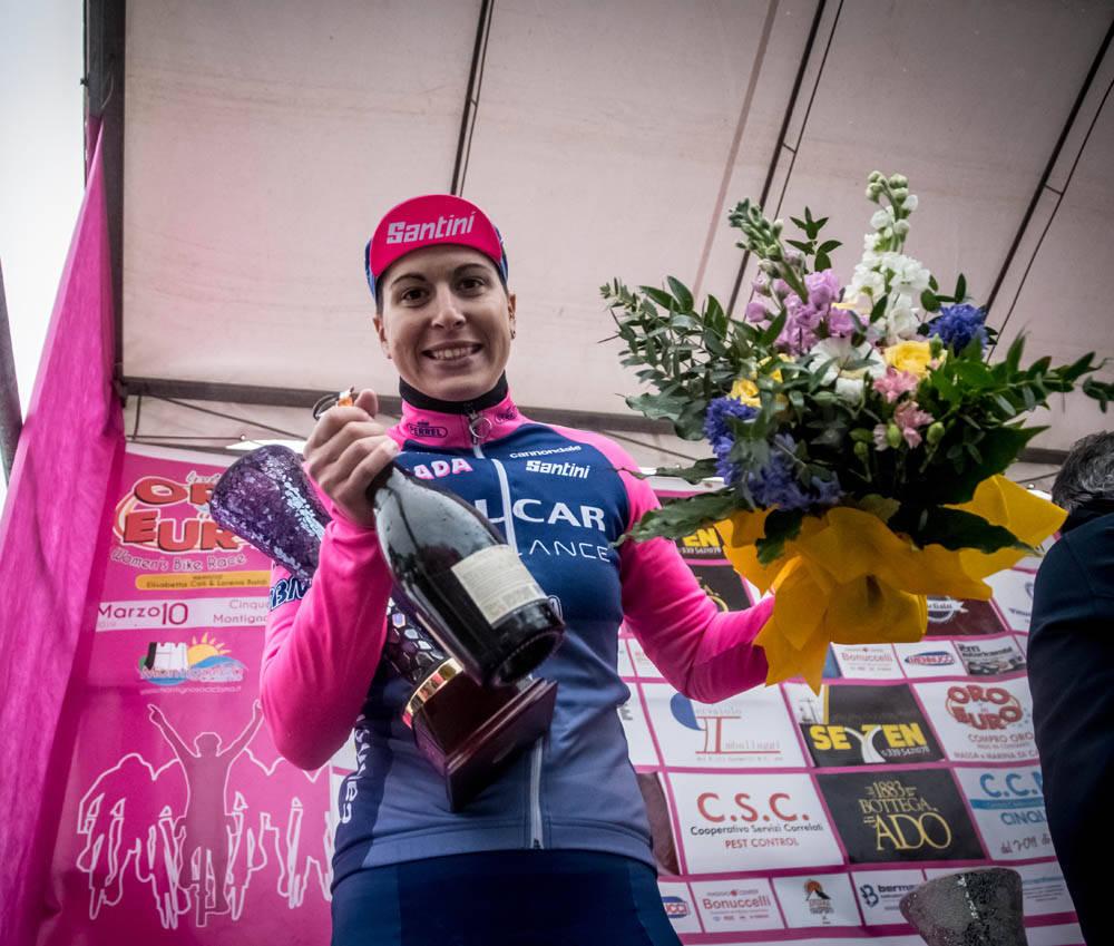 Ilaria Sanguineti - Trofeo Oro in Euro
