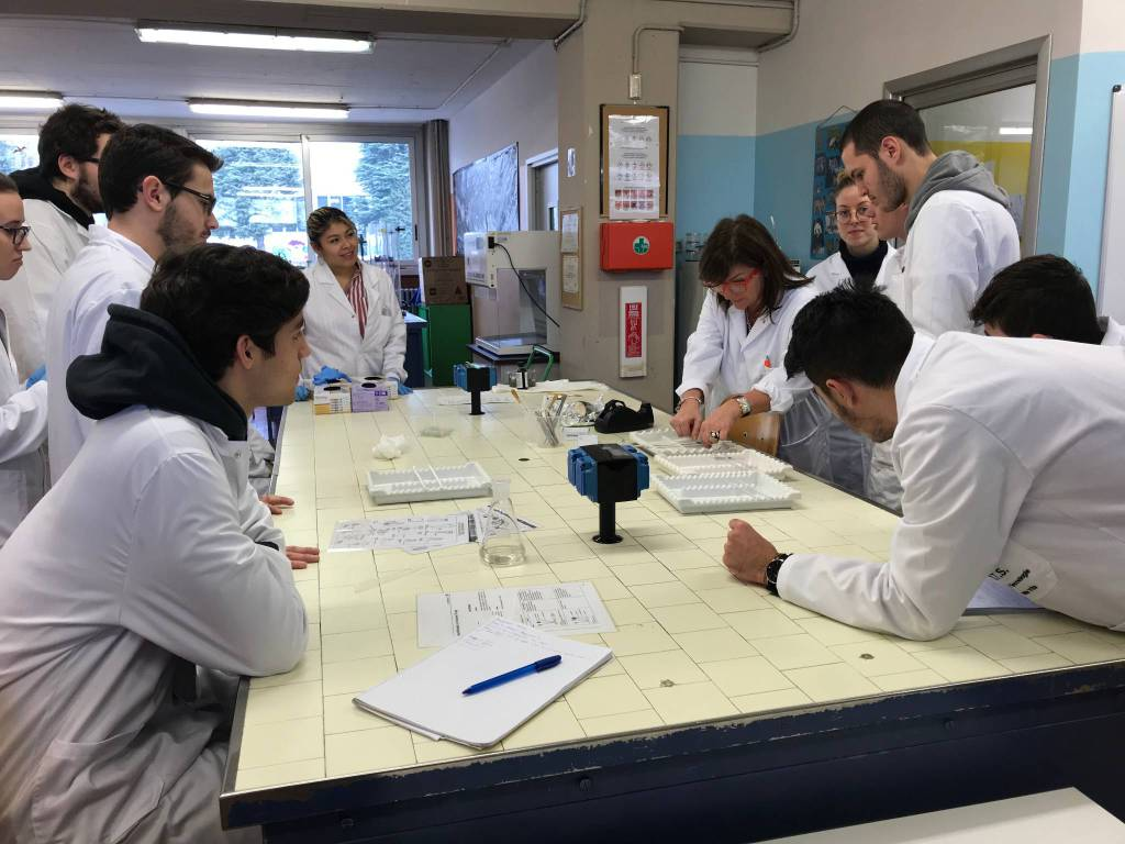 ITS Biotecnologie di Bergamo