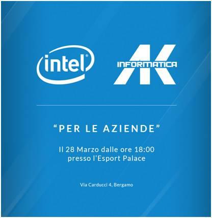 nuove tecnologie Intel