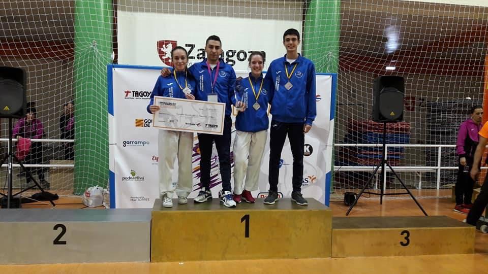 Open CaesarAugusta - Olimpia Karate Cus Bergamo
