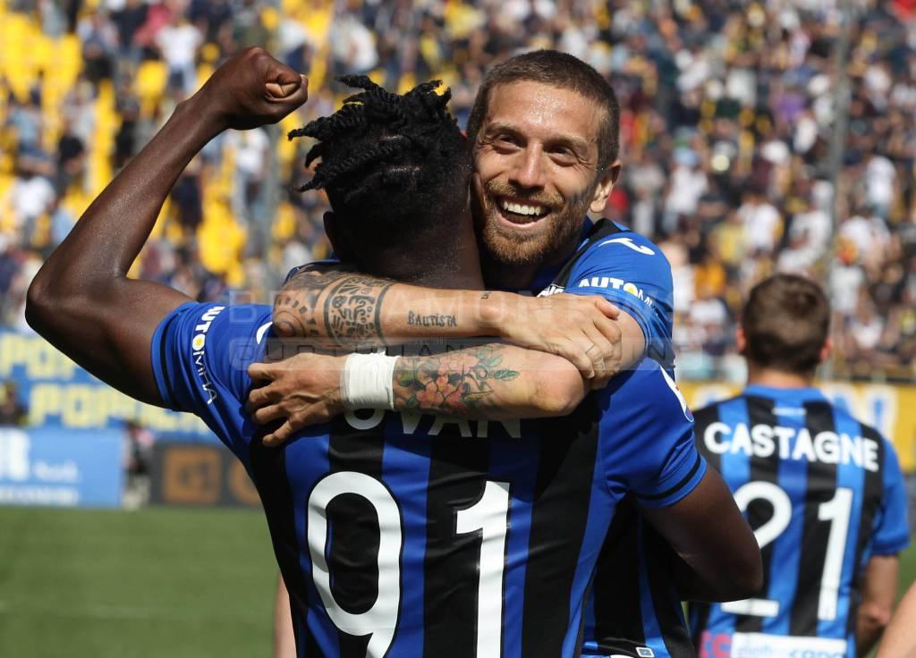 Parma-Atalanta, il film del match