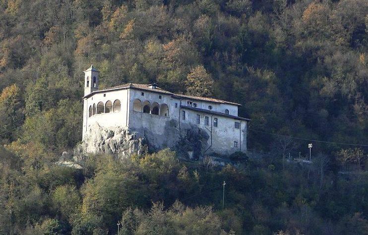 Santuario di San Patrizio - Colzate