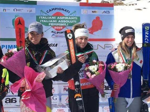 Sofia Goggia-  Campionati Italiani 2019