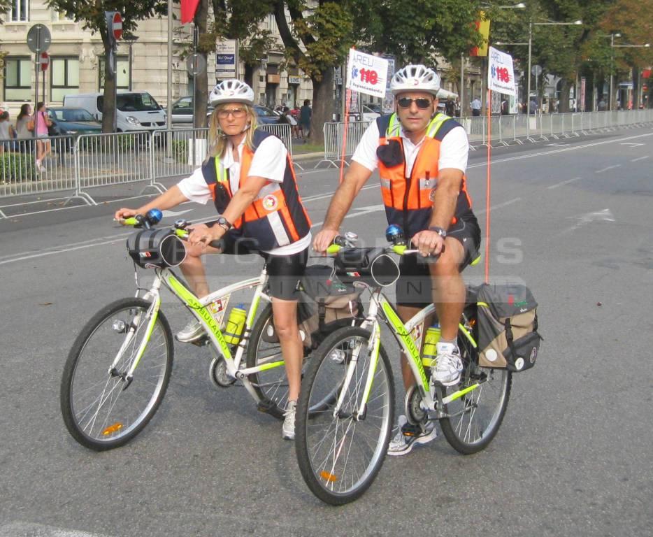 Primo Soccorso In Bici Elettrica Arriviamo Subito Ovunque E Senza