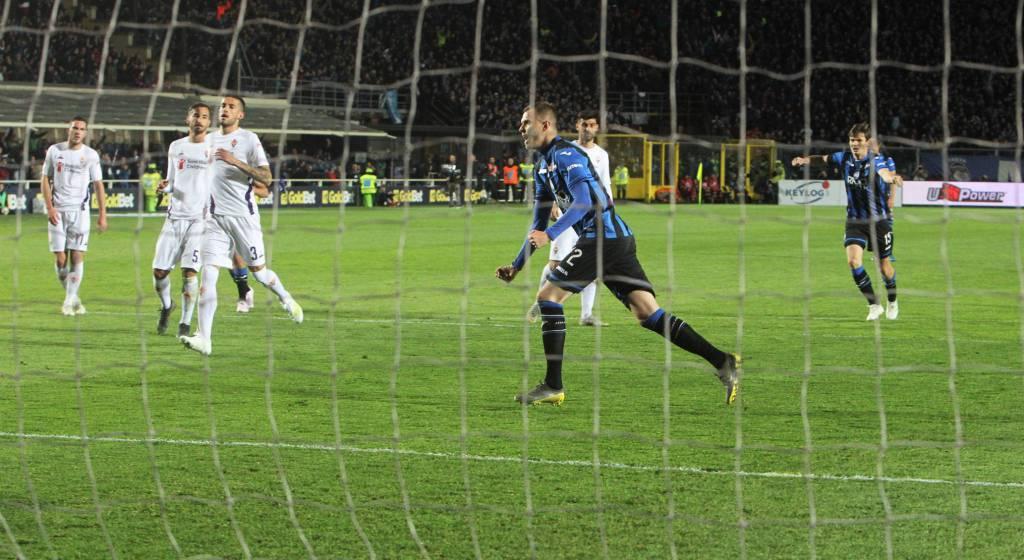 Atalanta-Fiorentina 2-1, Dea in finale