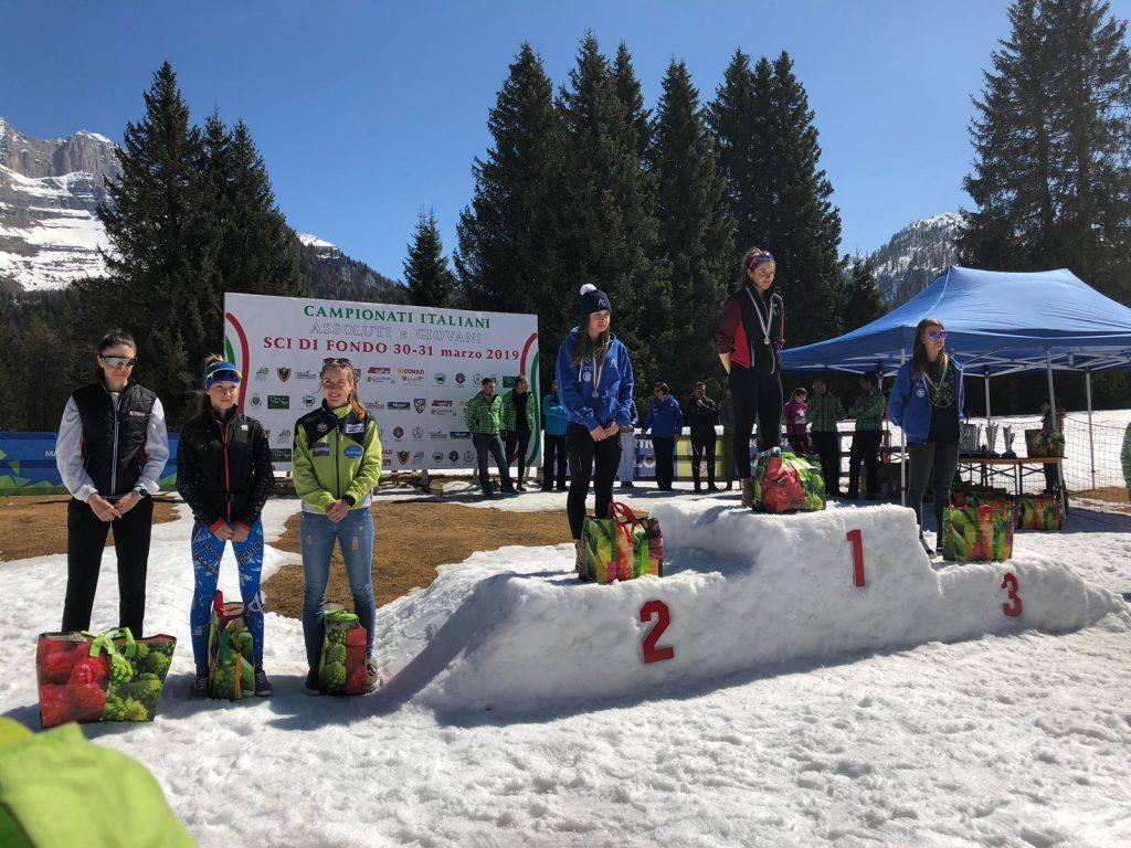 Campionati italiani sci di fondo 2019