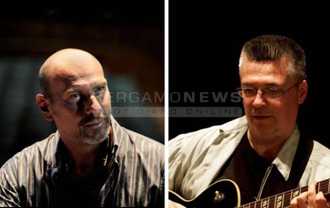 Il gruppo Talking strings    a Bergamo. Terzo concerto jazz dei 7  dedicati  a Lotto, Moroni e a Colleoni