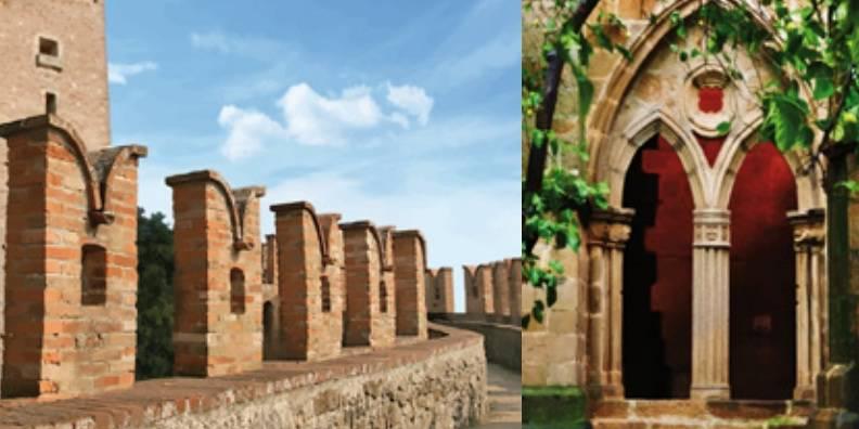 castelli, palazzi e borghi medievali
