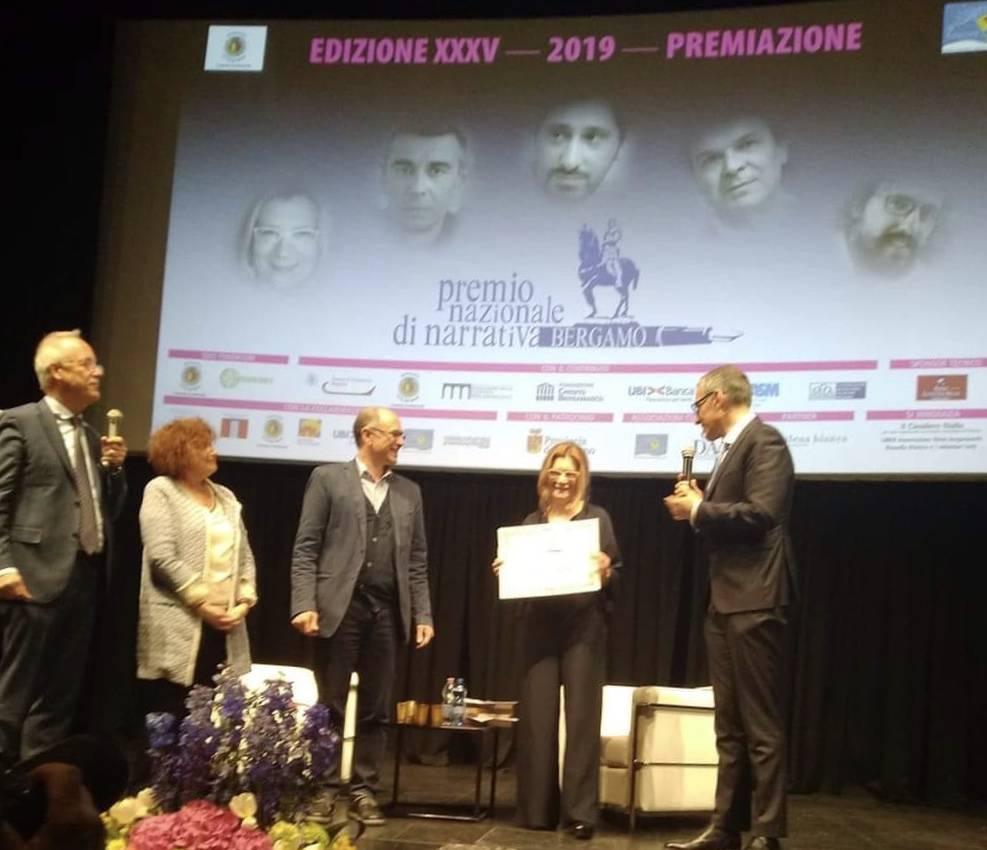 Corsalini Premio Bergamo 2019