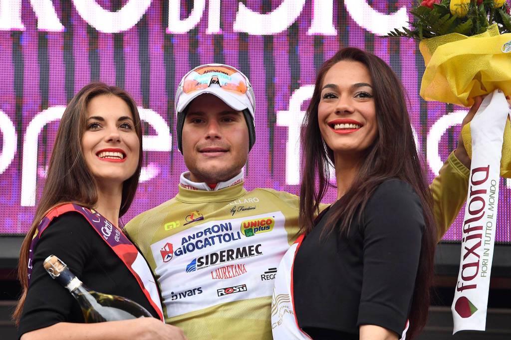 Fausto Masnada - Giro di Sicilia 2019