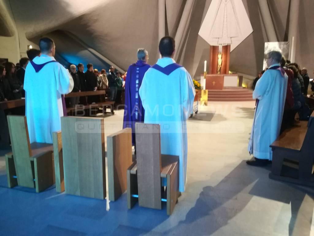 Funerale Giorgio Oddi