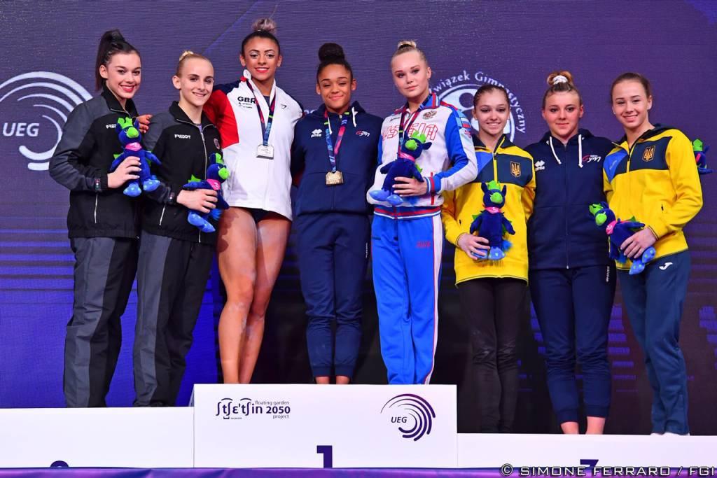 Giorgia Villa - Campionati Europei 2019