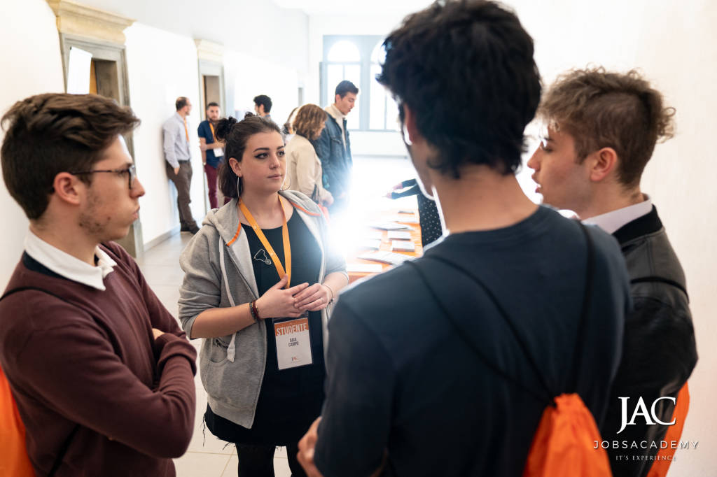 JobsAcademy: open day dell'area technical