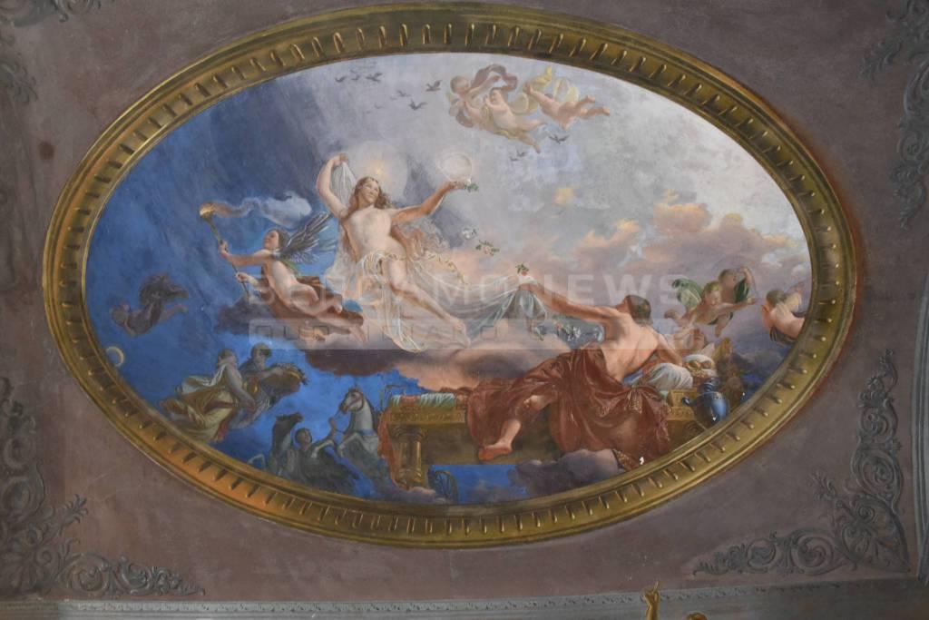 La Barchessa dell'Accademia Carrara messa a nuovo