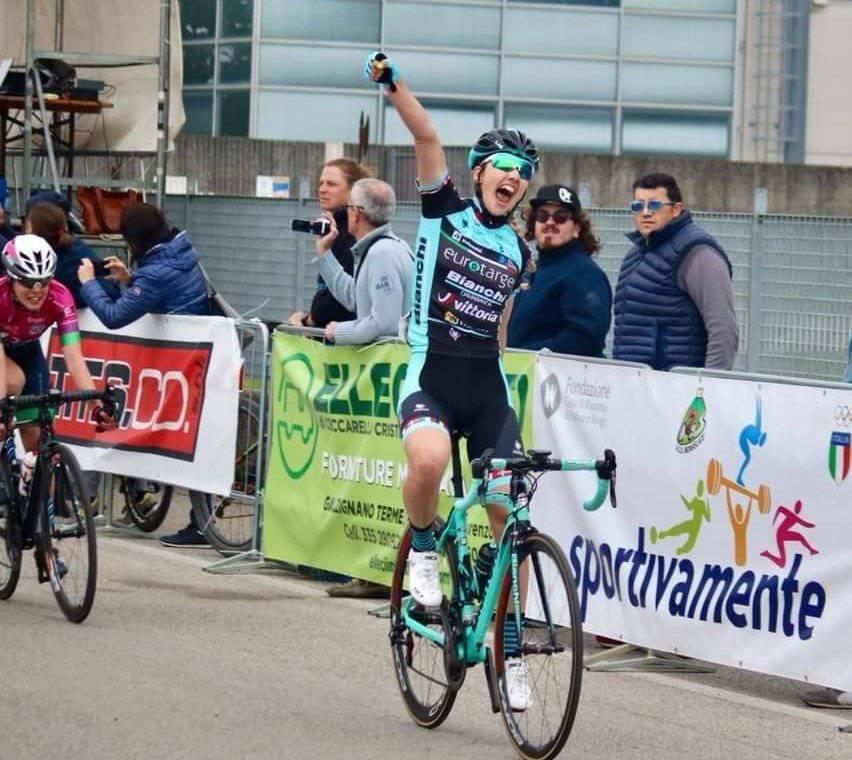 Martina Fidanza - Gran Premio Città di Monselice 2019