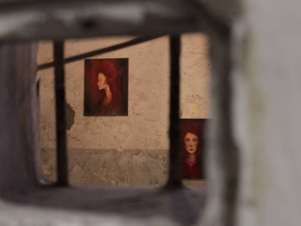 mostra d'arte in sant'agata