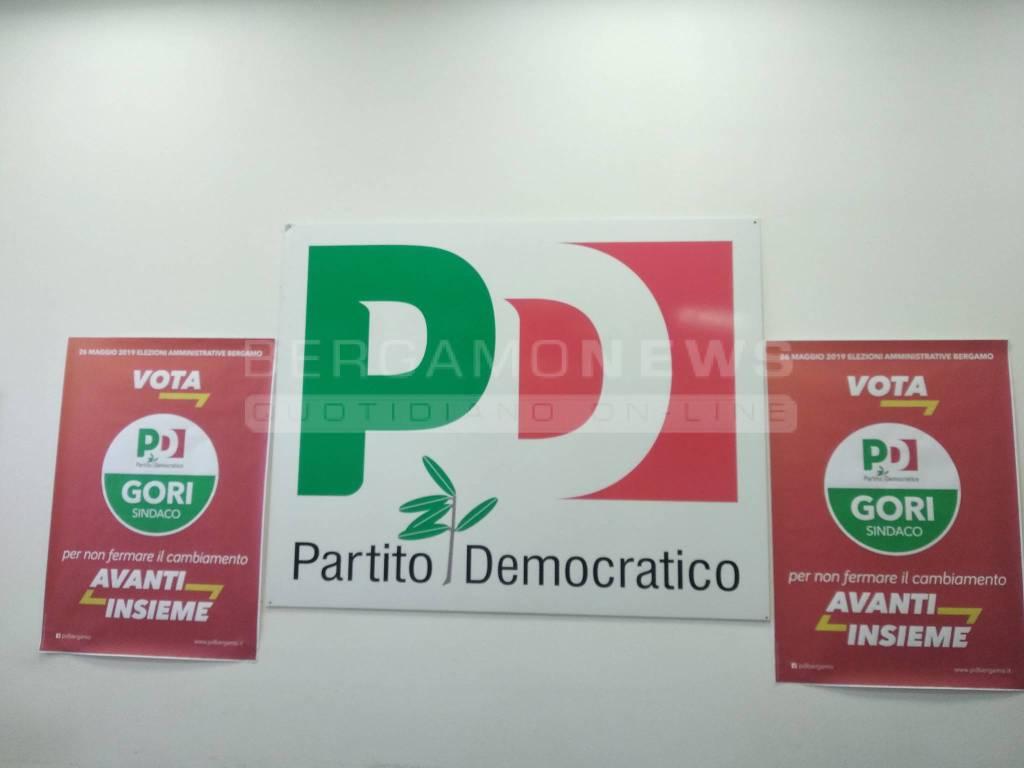 Partito democratico Bergamo