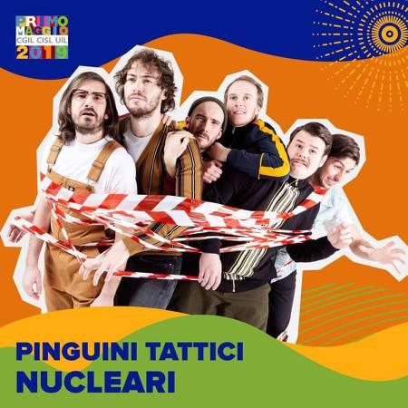 Pinguini Tattici Nucleari al