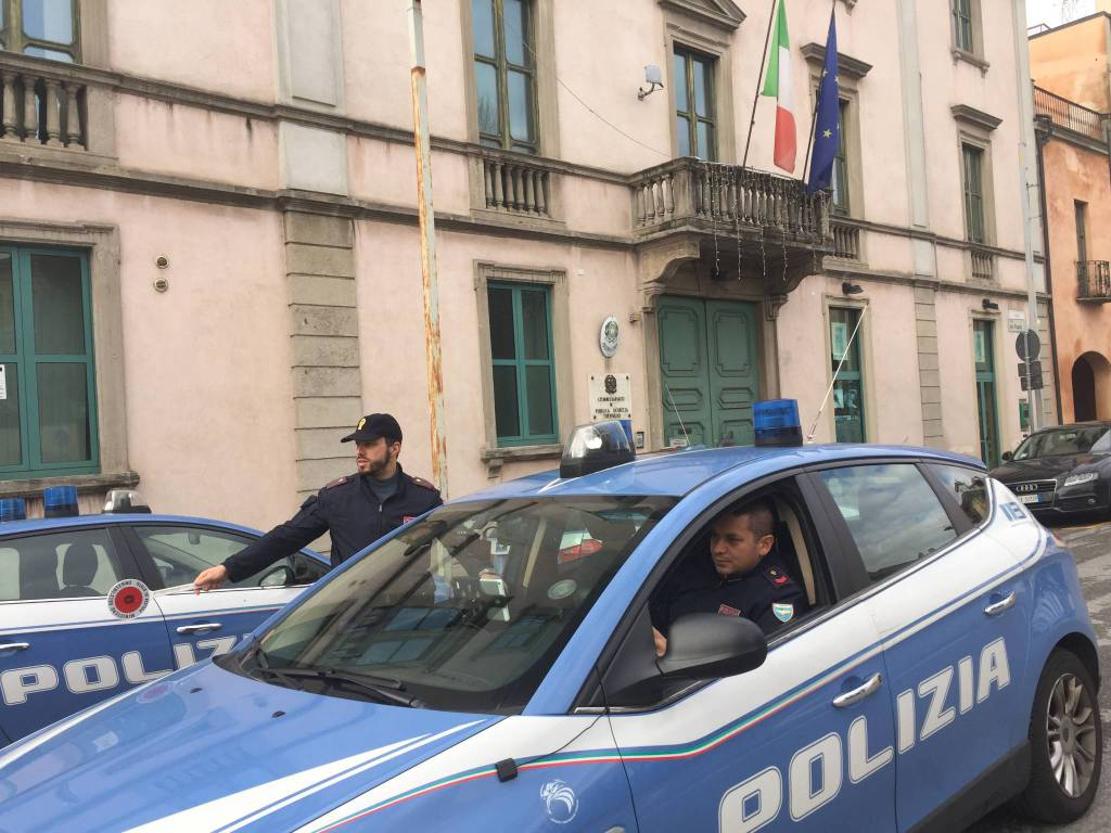 polizia treviglio