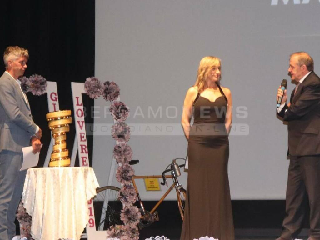 Presentazione tappa di Lovere del Giro d'Italia
