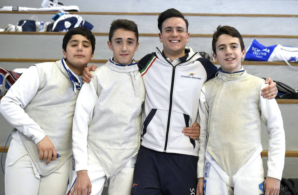 Scherma, Giacomo Gazzaniga infiamma il mondiale under 20
