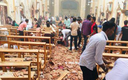 Sri Lanka attentati