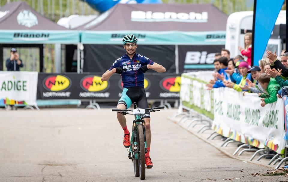Stephane Tempier - Marlene Südtirol Sunshine Race 2019