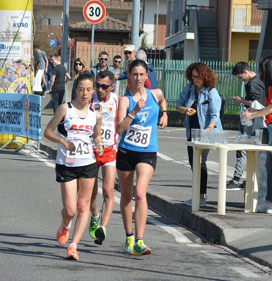 Trofeo Ugo Frigerio 2019 - Nicole Colombi