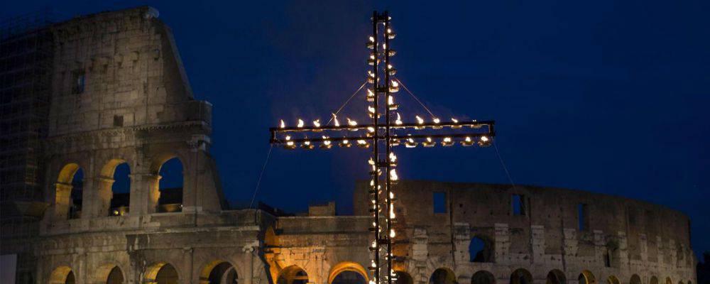 via crucis roma