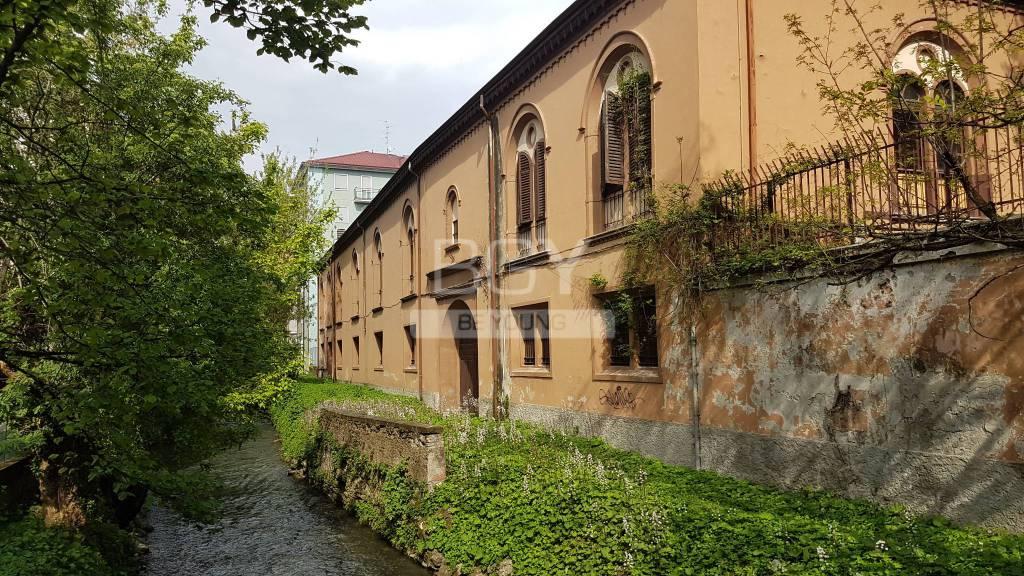 Villa Zogna - ex Caserma Scotti