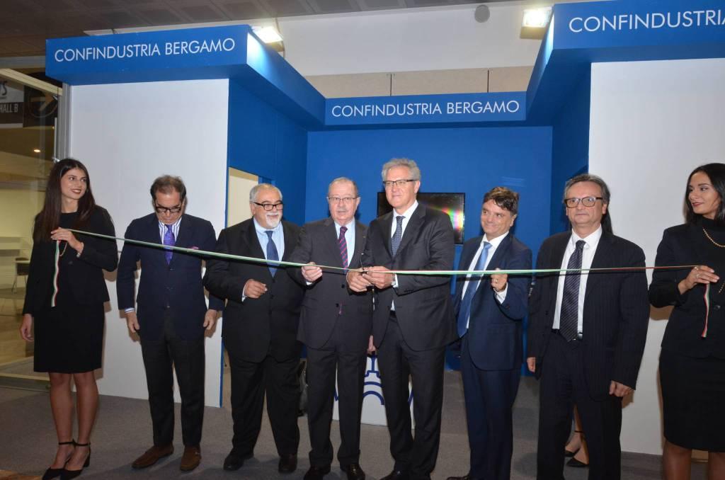 Al via IVS 2019 alla fiera di Bergamo
