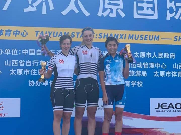 Arianna Fidanza e Lisa Morzenti - Tour of Taiyuan 2019
