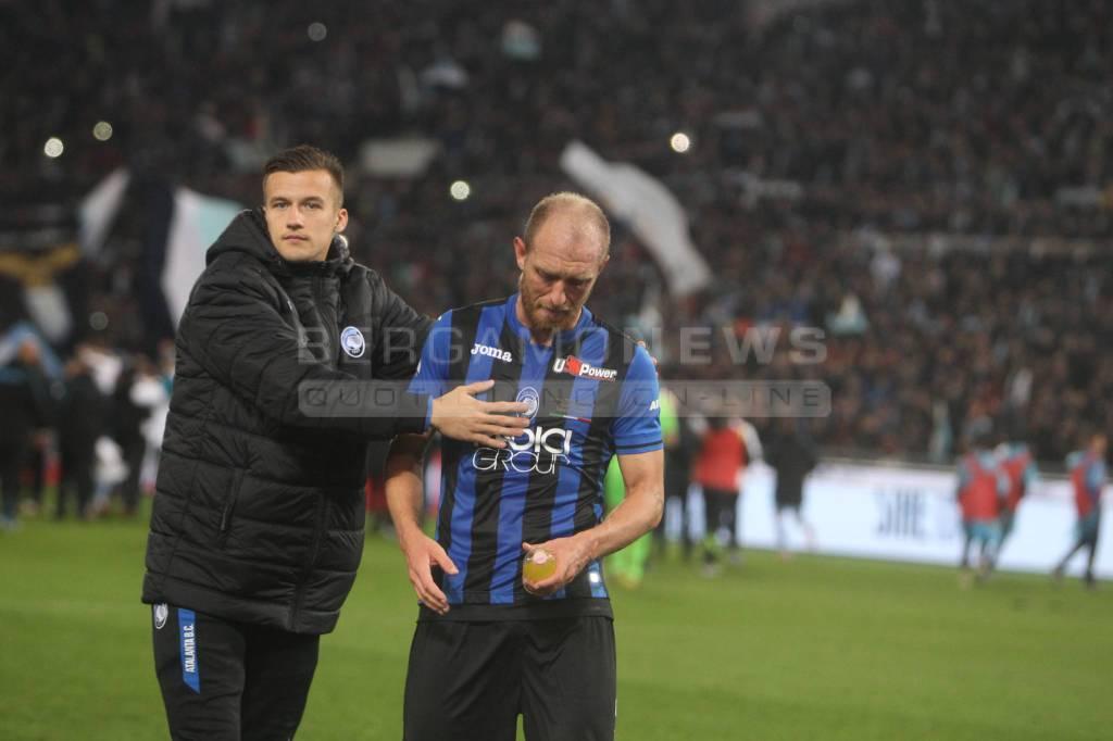 Atalanta-Lazio 0-2: il film della partita