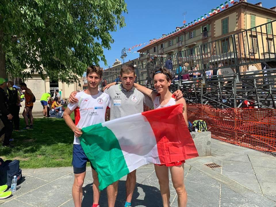 Atletica Valle Brembana - Campionati Italiani di staffetta di corsa in montagna