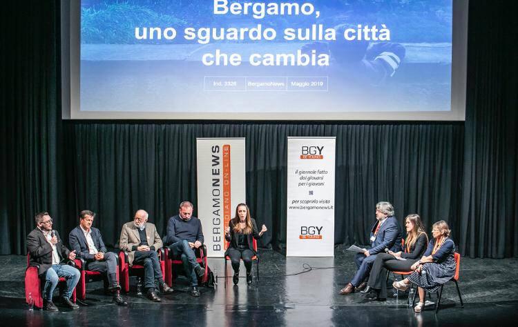Bergamo, il confronto tra candidati di BgNews