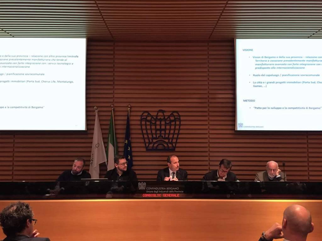 Candidati Bergamo