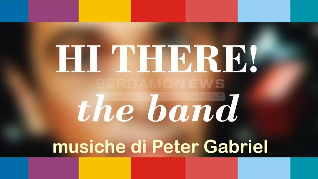 Serata musicale con gli Hi There!