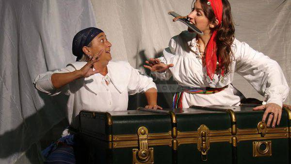 Il Baule di Peter Pan chiude la rassegna Teatro a merenda a Ponte San Pietro