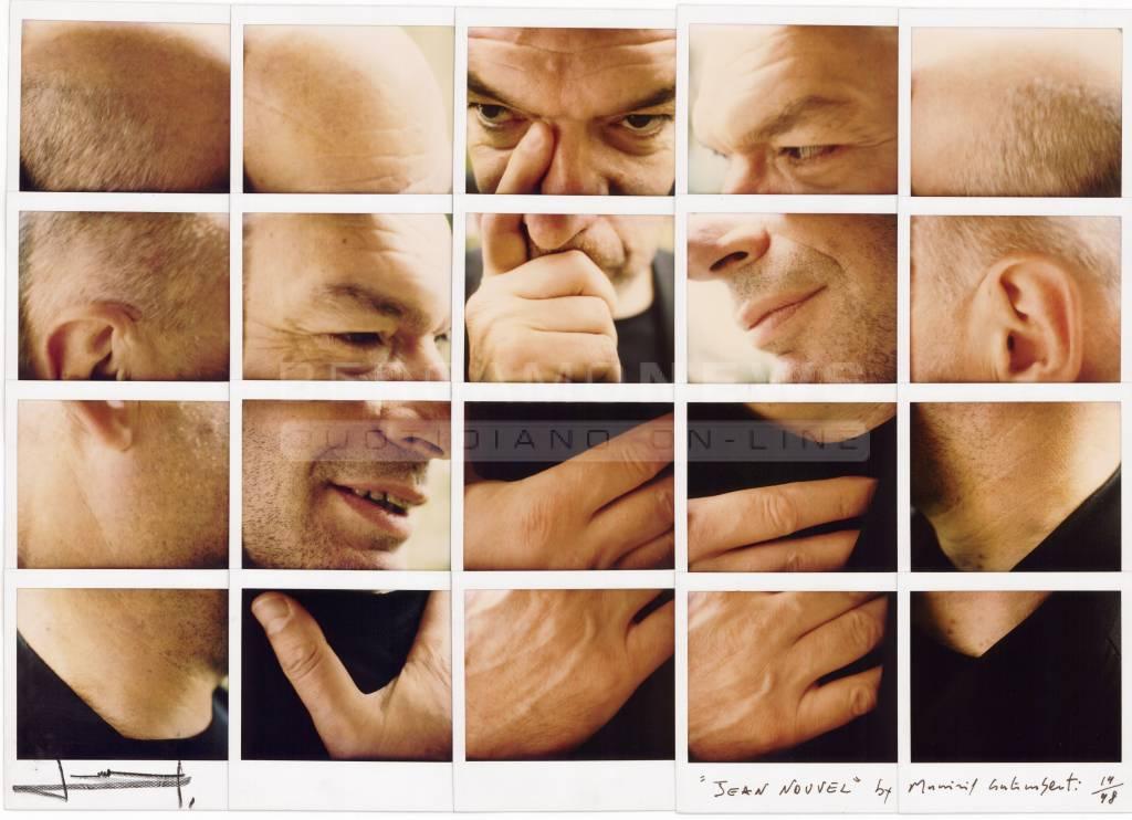 Incontro con Maurizio Galimberti, maestro della fotografia istantanea