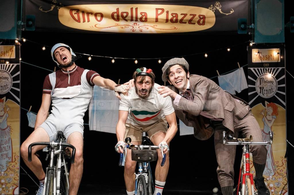"""A Biblofestival \""""Giro della Piazza\"""" e tanto altro"""