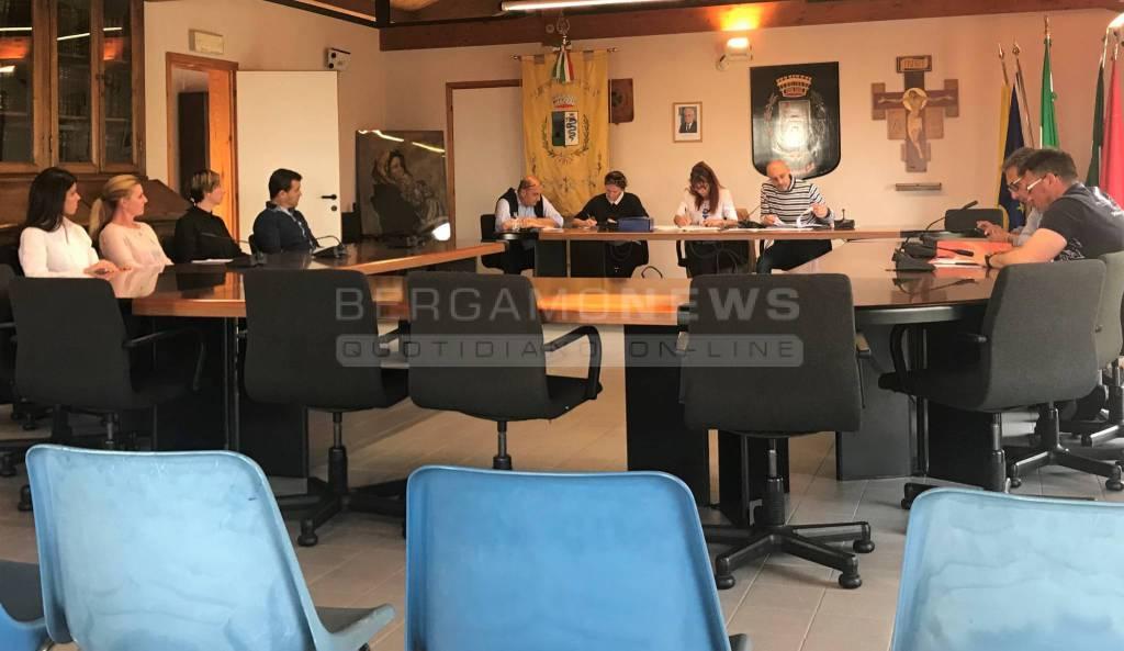Consiglio comunale Pagazzano