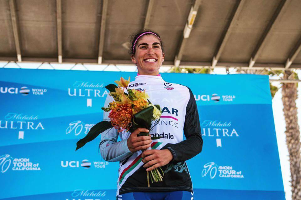 Elisa Balsamo - Amgen Tour of California 2019