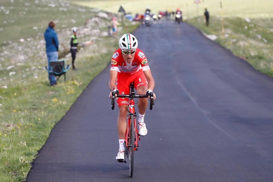 Fausto Masnada - Giro d'Italia 2018