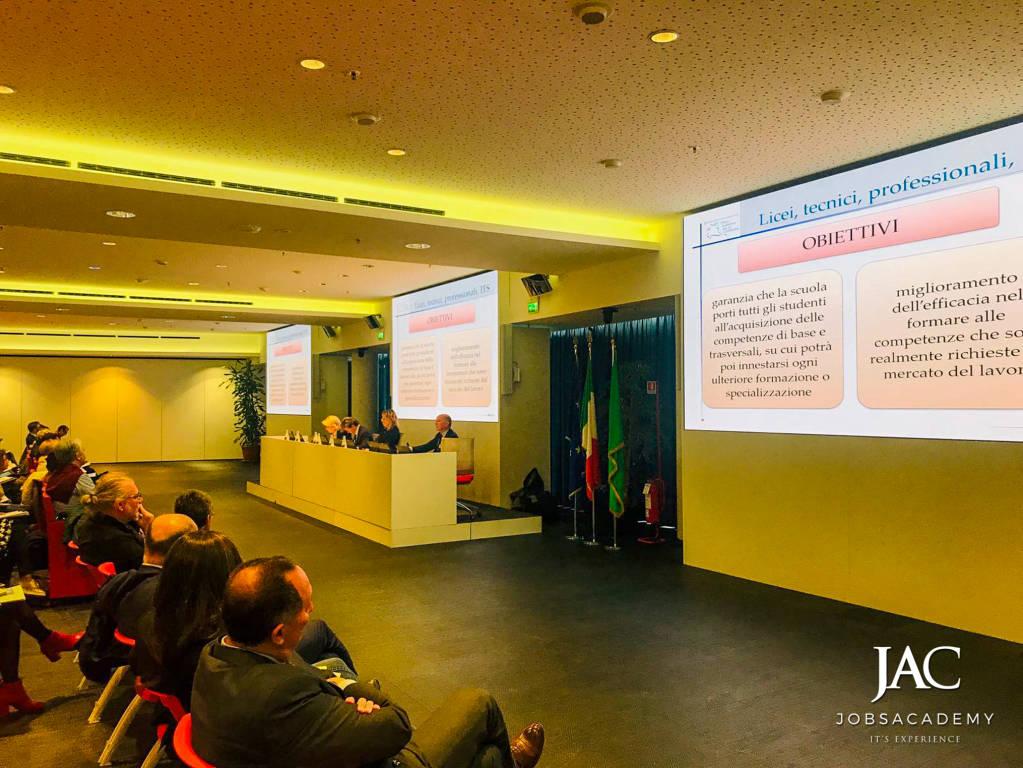 Formazione post diploma: Jac guida l'orientamento del sistema Its in Lombardia